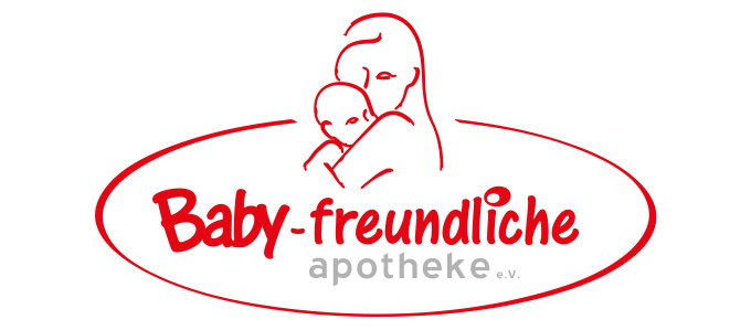 Babyfreundliche Apotheke